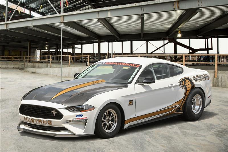 2018 Ford Mustang Cobra Jet 50th Anniversary News And Information