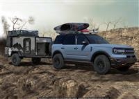 Popular 2020 Ford Bronco MAD Sport Badlands Wallpaper