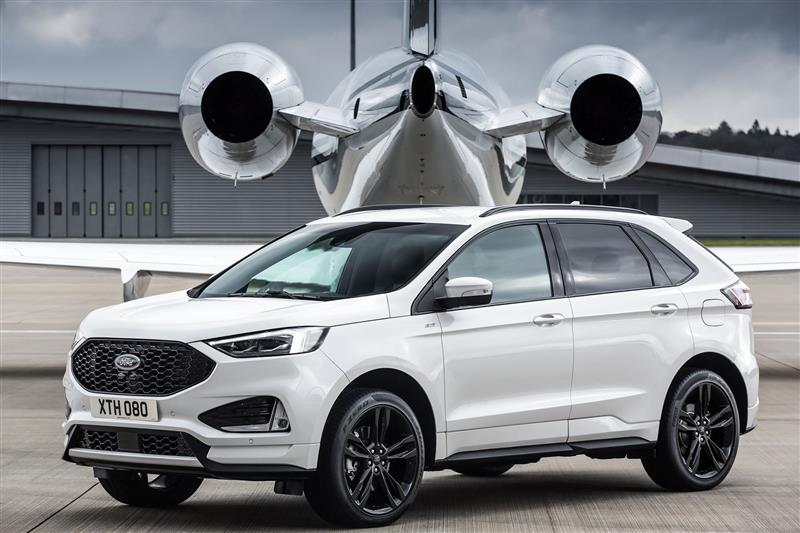 Ford Edge EU pictures and wallpaper