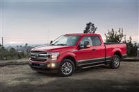 2018 Ford F-150 Power Stroke Diesel image.