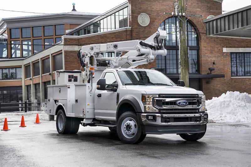 2020 Ford F-600 Super Duty