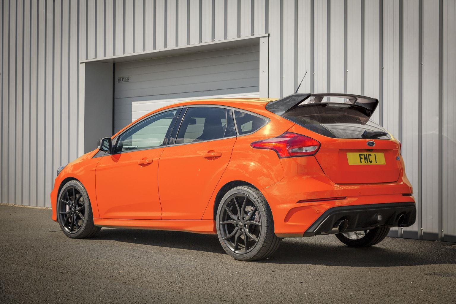 2018 Ford Focus RS Heritage Edition