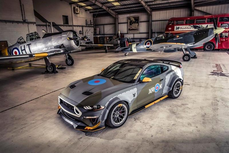 2018 Ford Eagle Squadron Mustang Gt News And Information