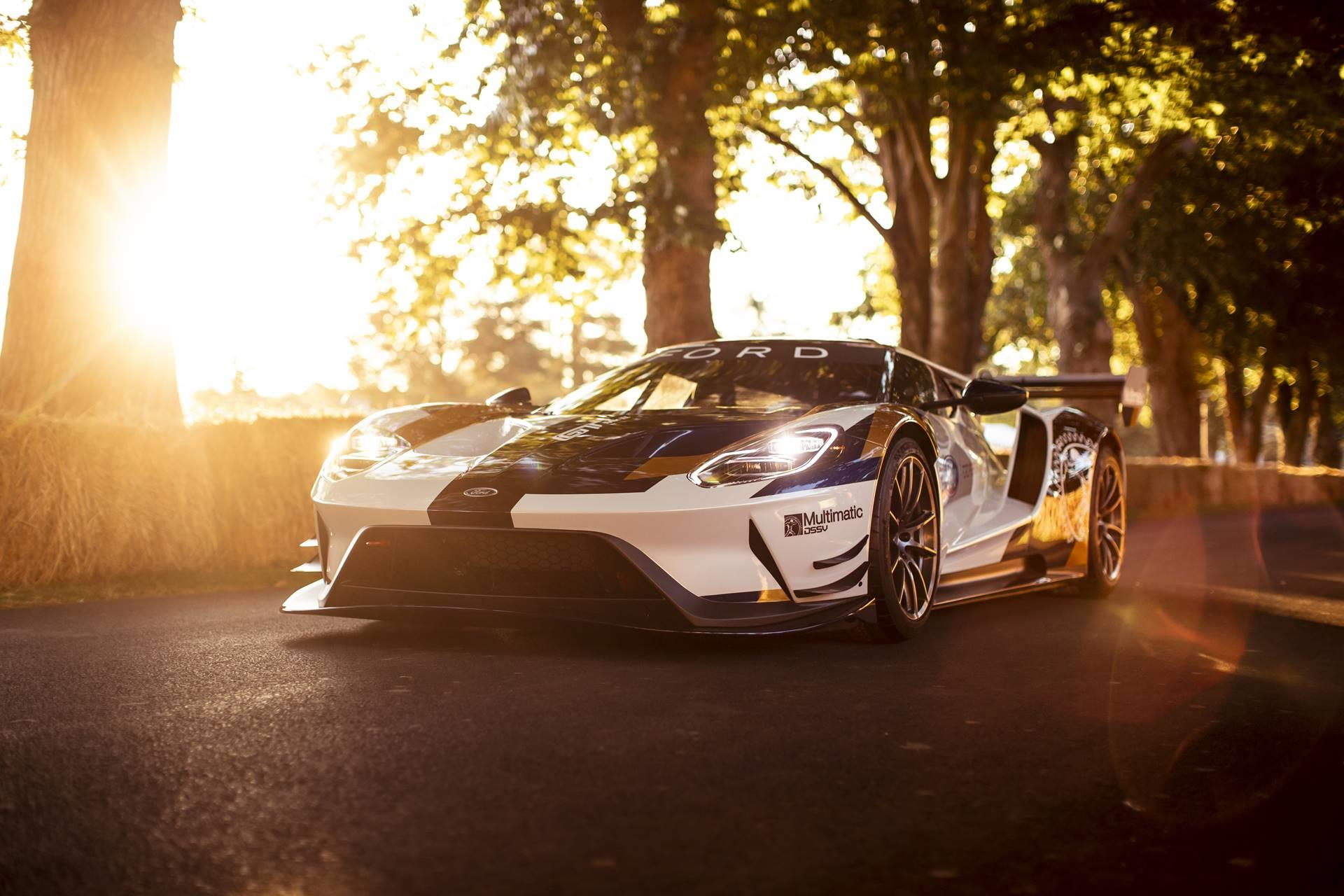 2019 Ford Gt Mk Ii News And Information Conceptcarz Com