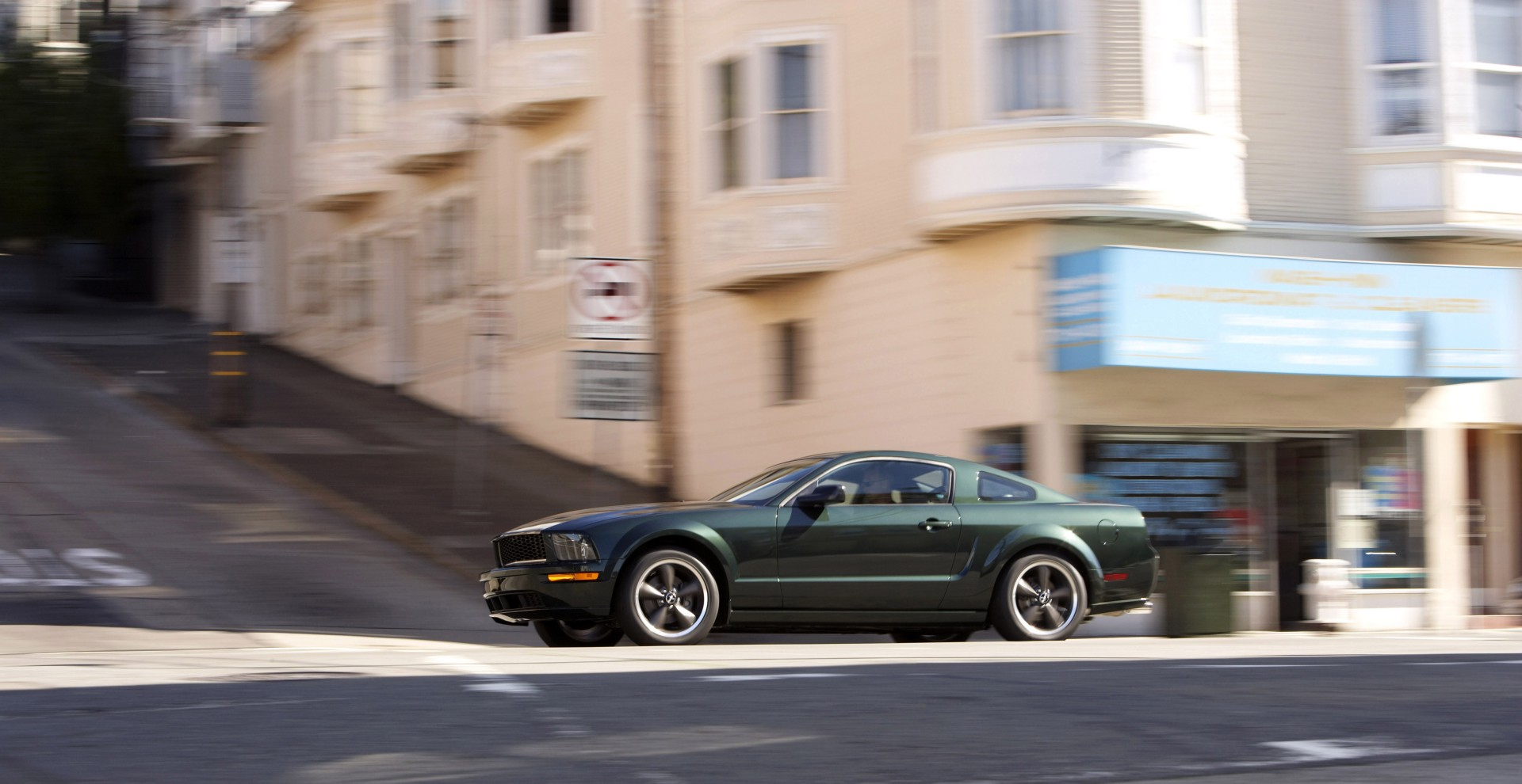 2008 Ford Mustang Bullitt News And Information