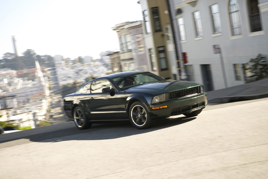 Auction Results And Sales Data For 2008 Ford Mustang Bullitt