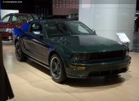 2008 Ford Mustang Bullitt image.