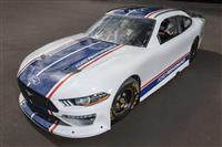 Image of the Mustang NASCAR Xfinity