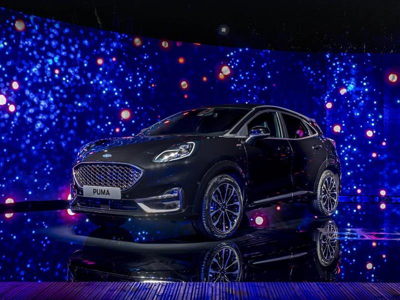 2020 Ford Puma STLine X Vignale News and Information - .com