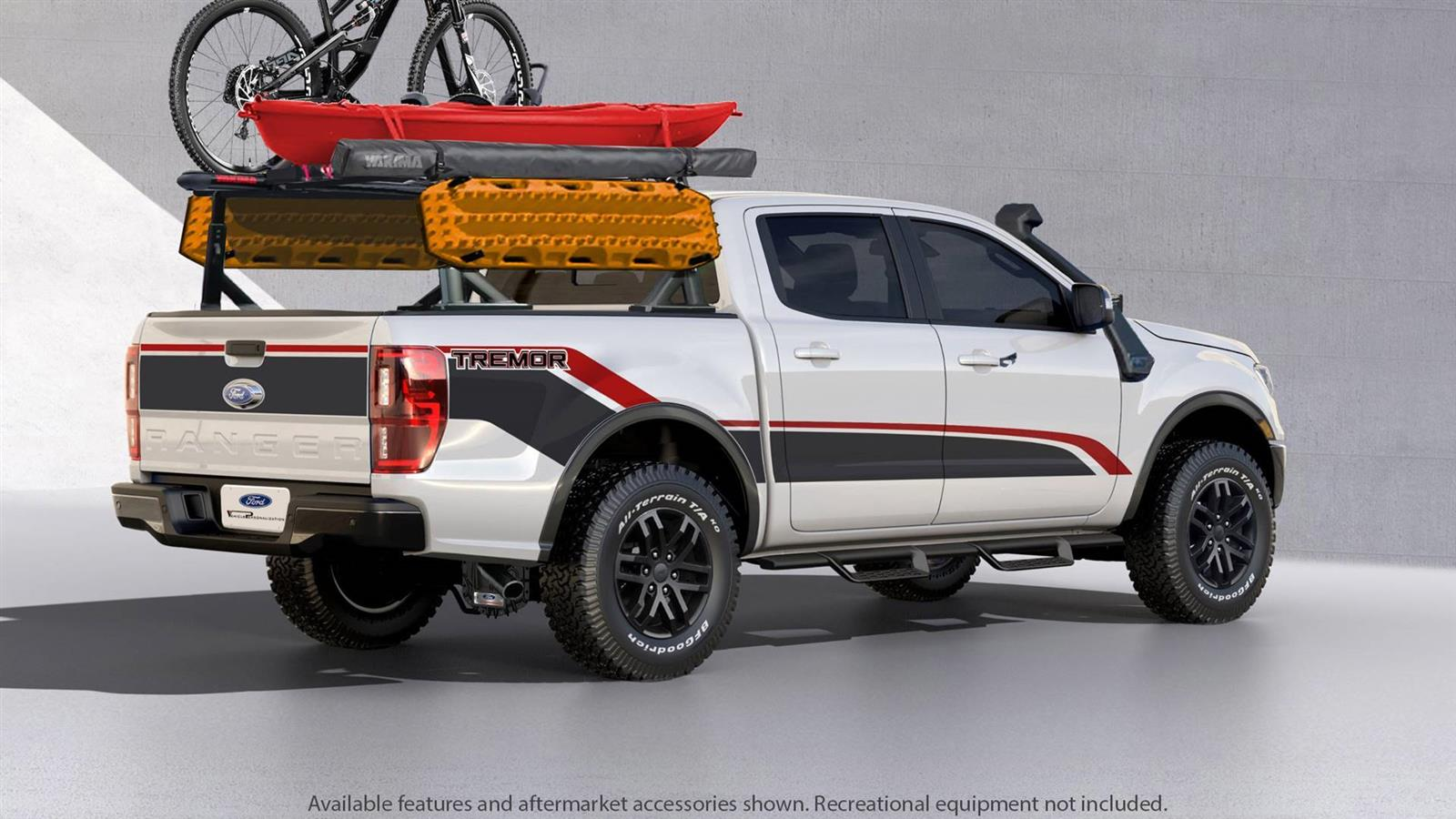 2020 Ford Ranger XLT Tremor SuperCrew