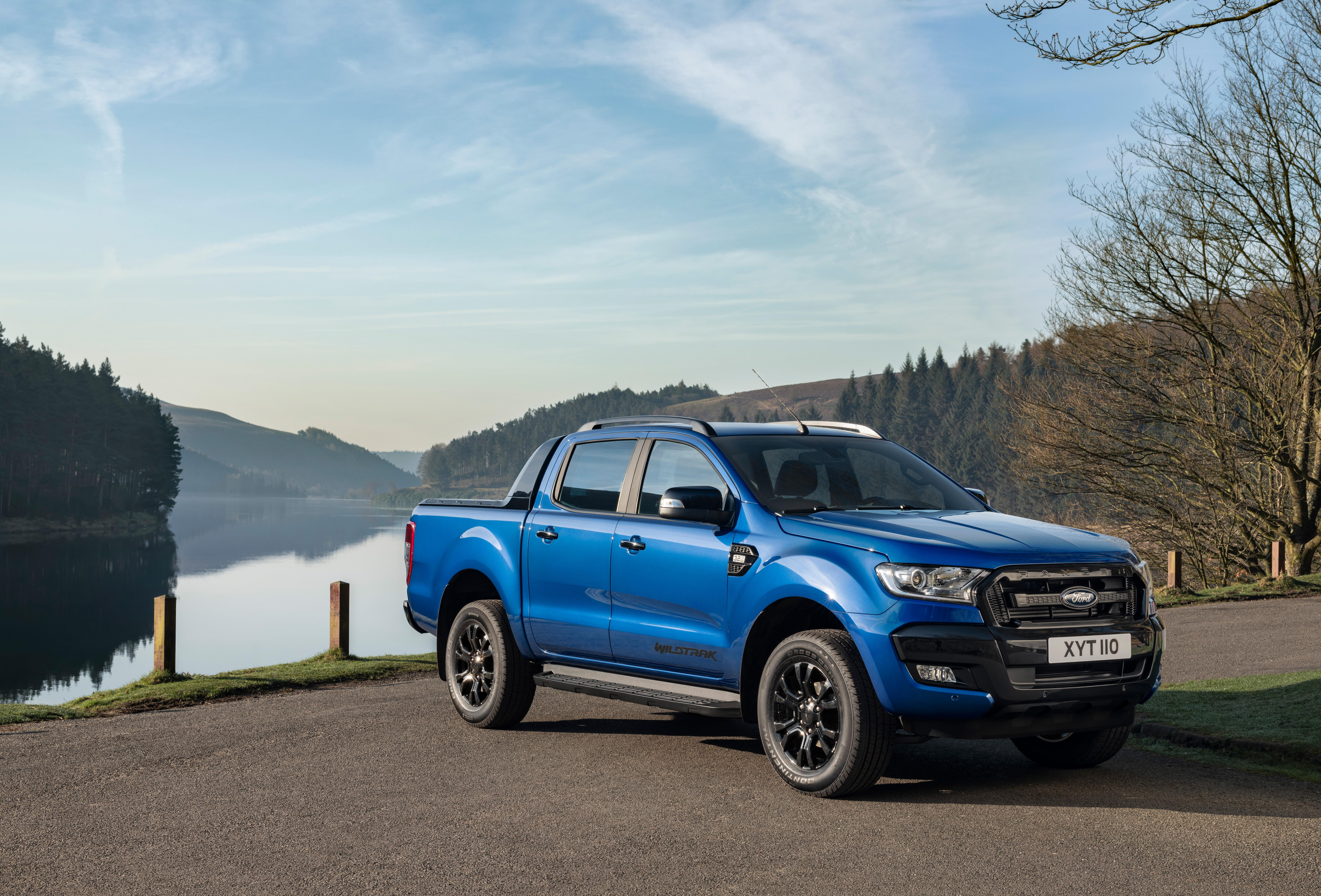 2018 Ford Ranger Wildtrak X Wallpaper And Image Gallery