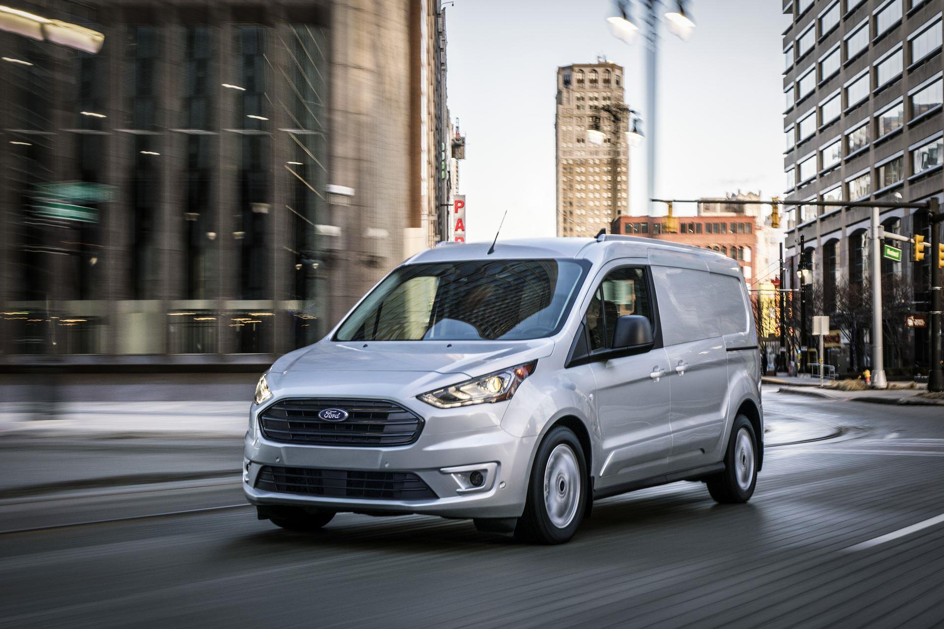 2019 Ford Transit Connect Van News and Information