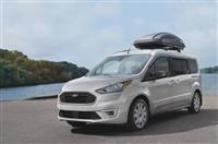 Popular 2021 Ford Transit Connect Wallpaper
