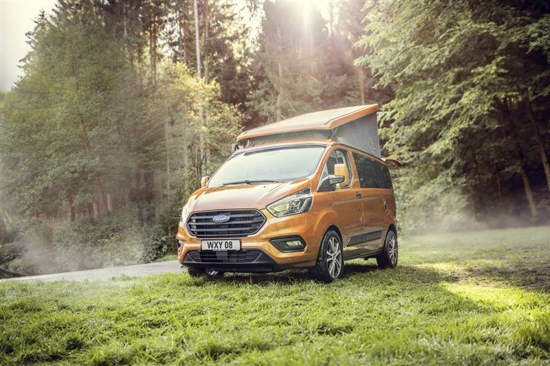 2020 Ford Transit Custom Nugget News And Information Com