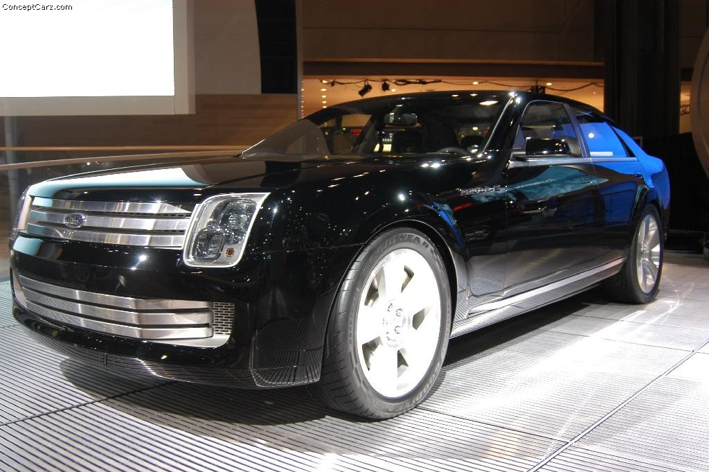 2003 Ford 427 Concept thumbnail image