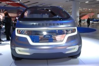 2007 Ford Airstream Concept image.