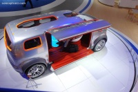 Ford Airstream Concept Concept Information