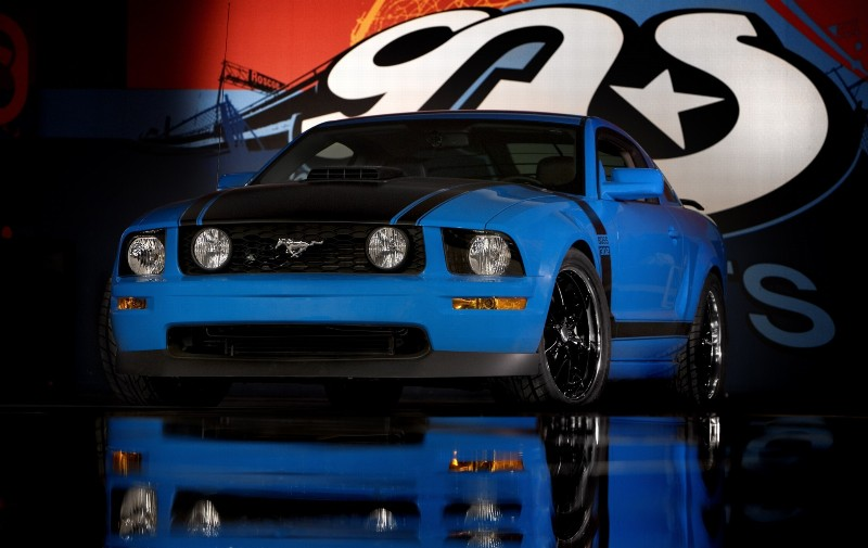 2006 Ford Mustang Boss 302