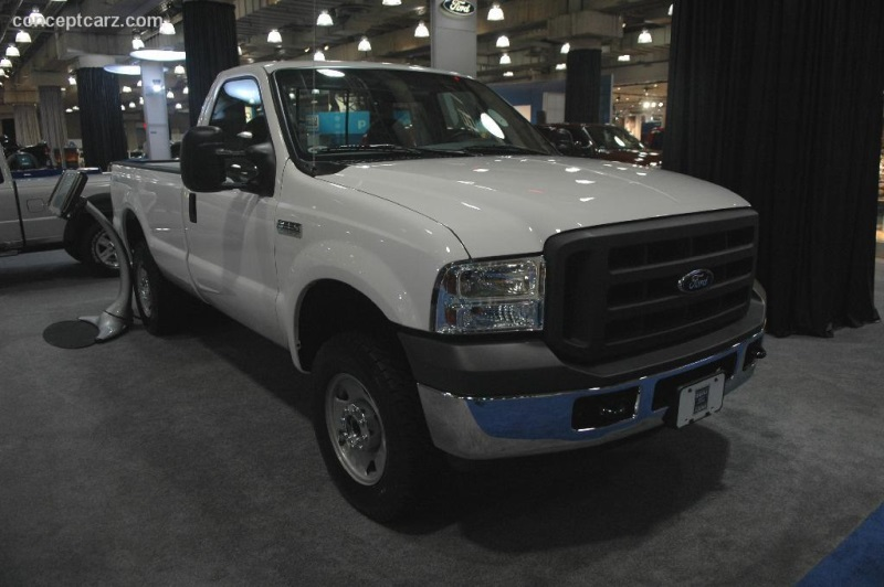 2005 Ford F-Series