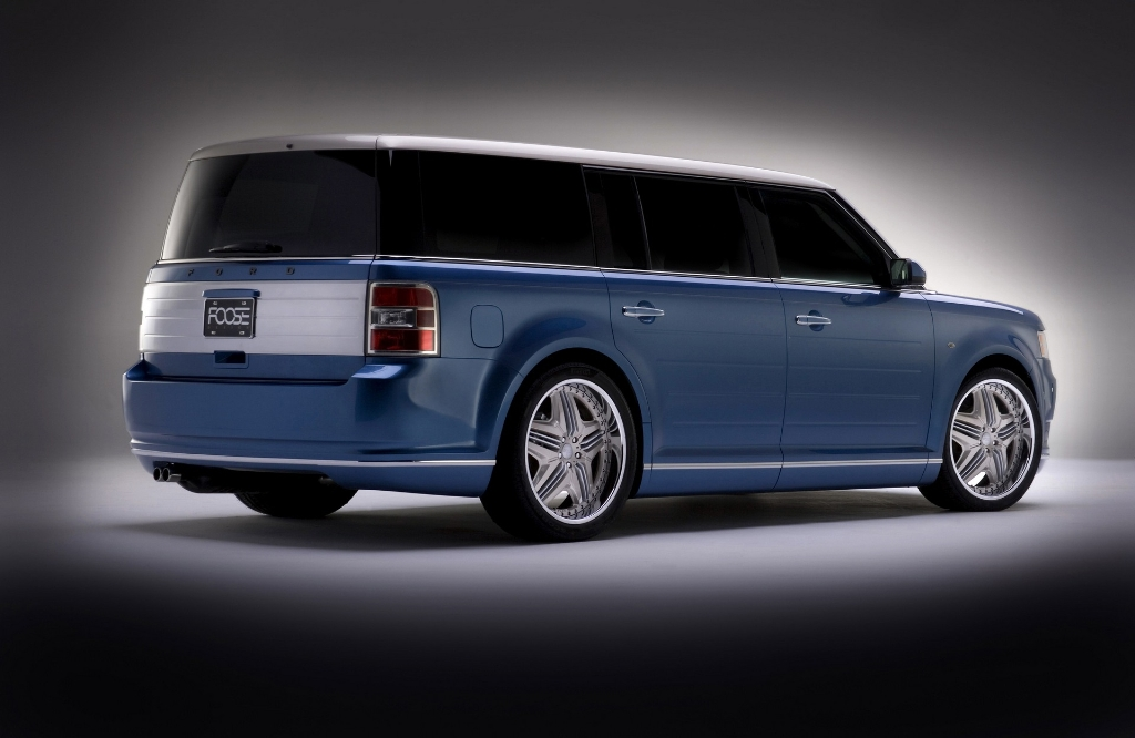 2008 Ford Flex By Chip Foose News And Information