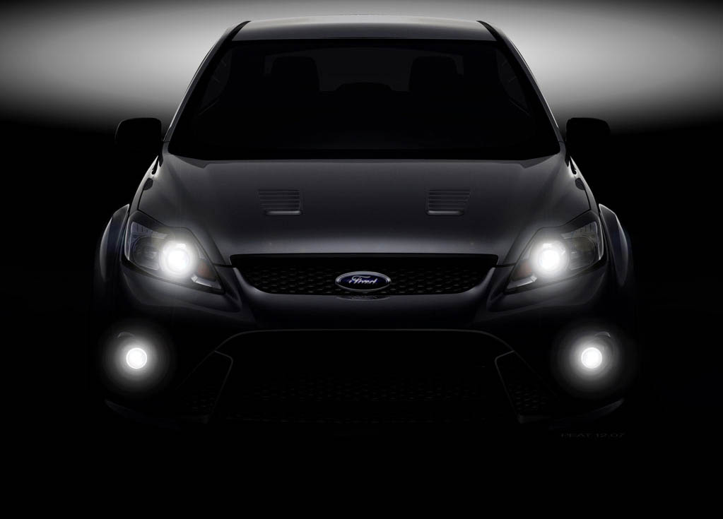 2008 Ford Focus Rs News And Information Conceptcarz Com