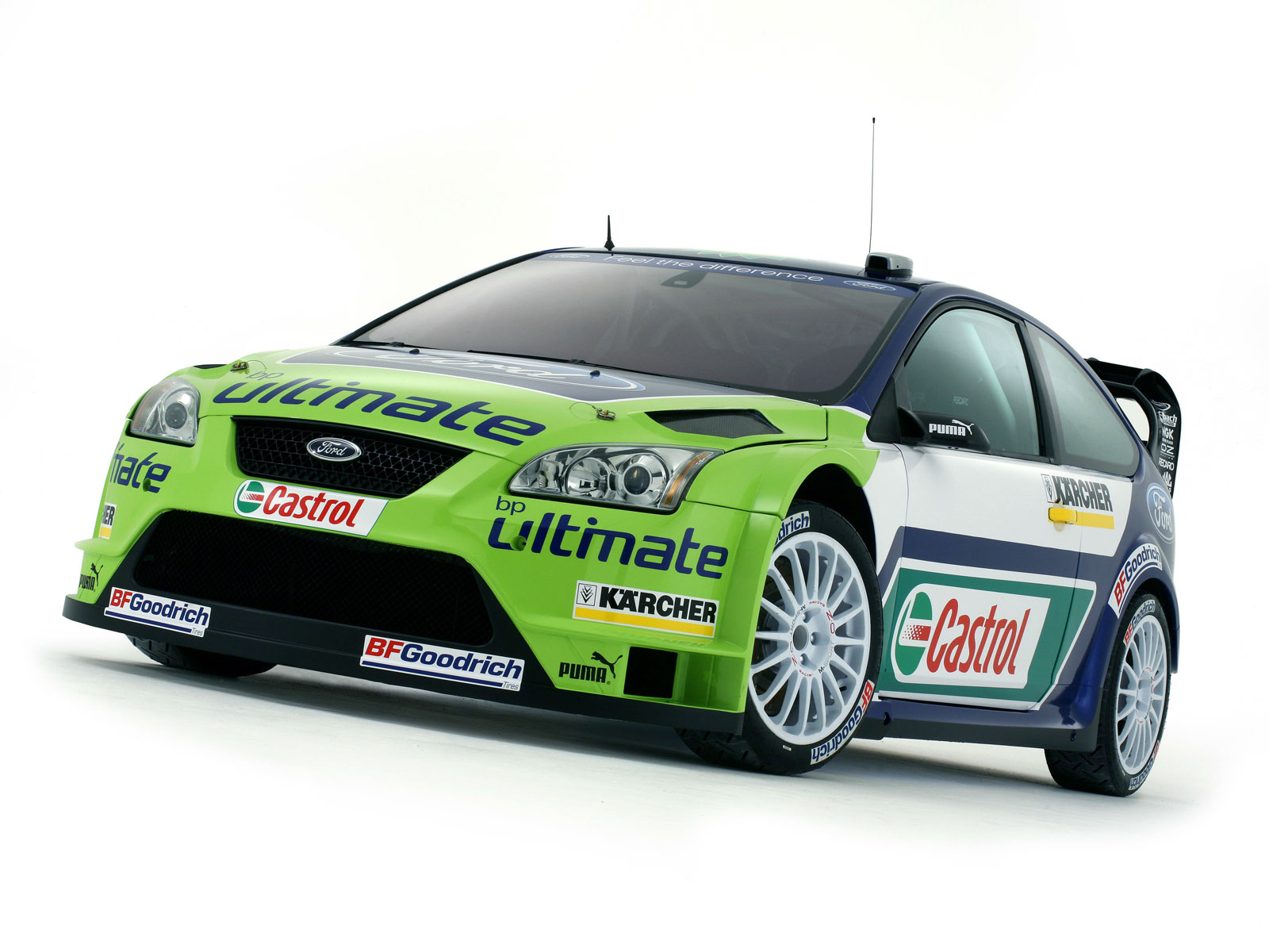 2007 Ford Focus Rs Wrc 06 Pictures History Value