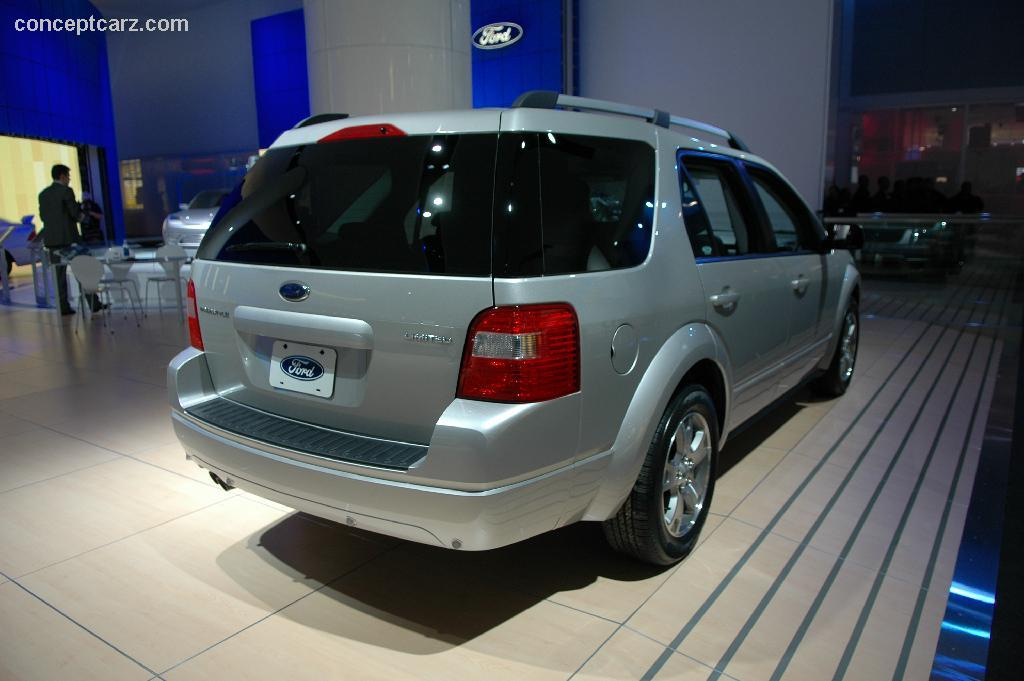 2005 Ford Freestyle thumbnail image
