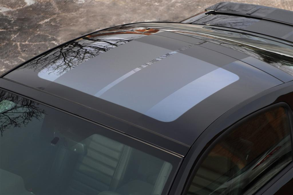 2008 Shelby Mustang GT500KR Glass Roof