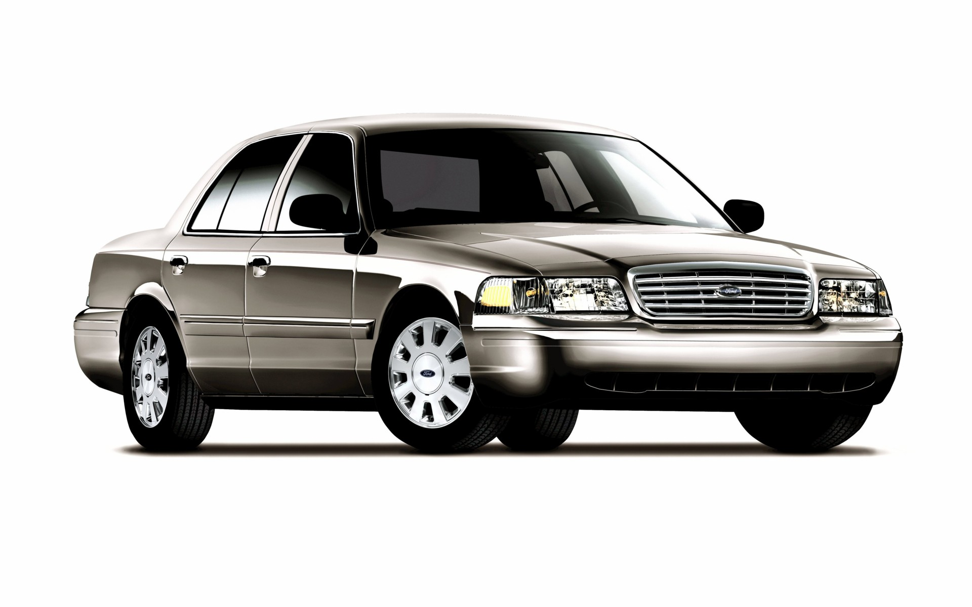 2007 ford crown victoria pictures history value. Black Bedroom Furniture Sets. Home Design Ideas