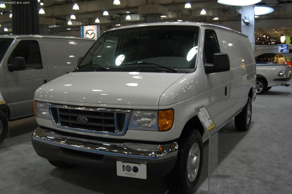 2007 Ford E-Series thumbnail image