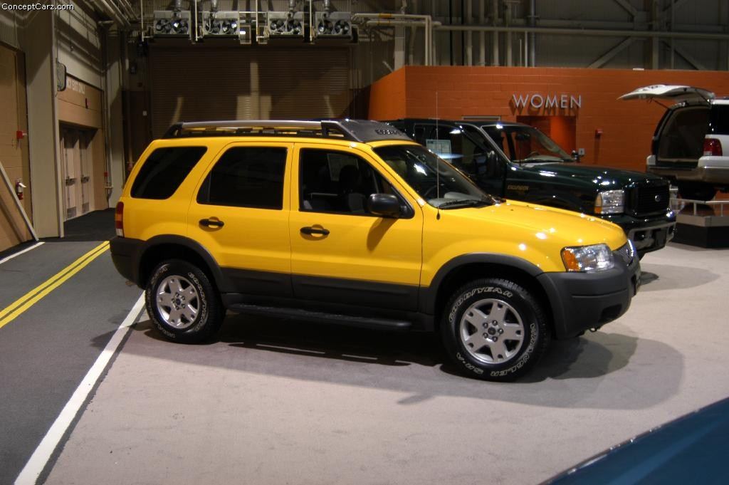 Ford Ranger 1999 >> 2003 Ford Escape Image. https://www.conceptcarz.com/images/Ford/ford_escape_harrisburg_03_01.jpg
