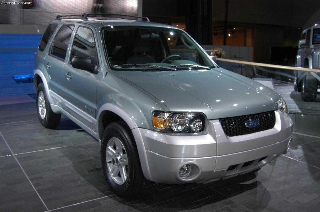 auction results and sales data for 2004 ford escape hybrid. Black Bedroom Furniture Sets. Home Design Ideas