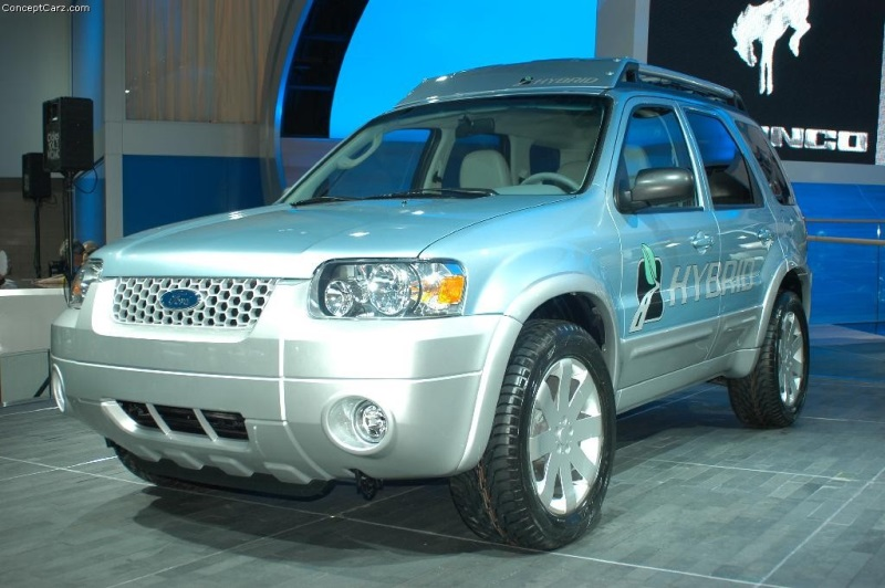2004 Ford Escape Hybrid