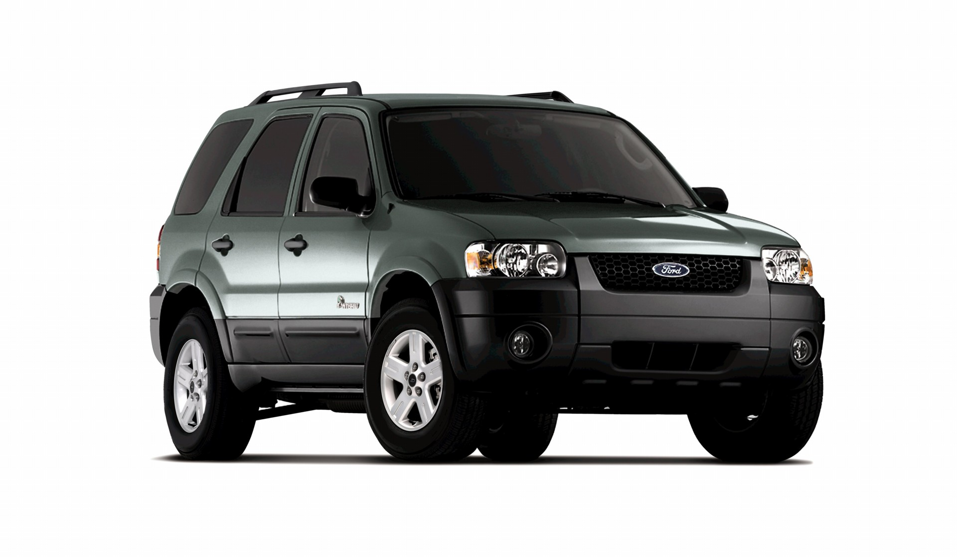 2007 Ford Escape Hybrid Pictures History Value Research News Conceptcarz Com
