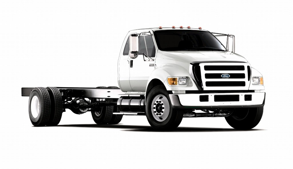 2007 Ford F 650 Pictures History Value Research News