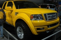 Ford F150 Iron Man by Deberti Designs