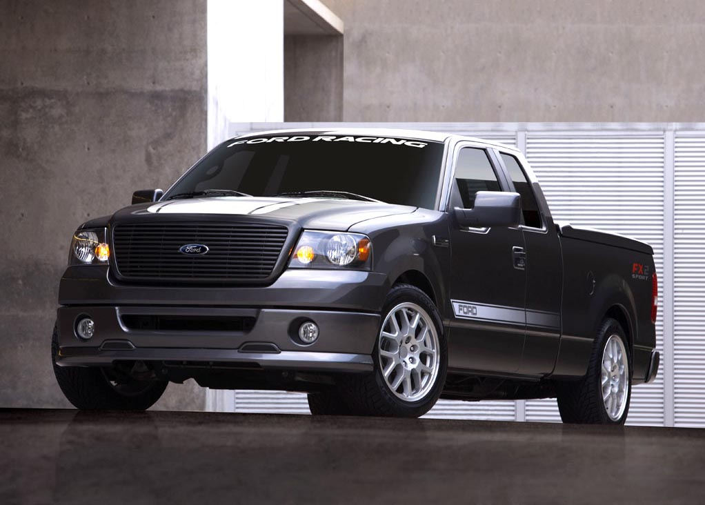 2006 Ford F150 Project Fx2 History Pictures Value