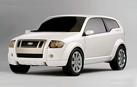 2003 Ford Faction Concept pictures and wallpaper