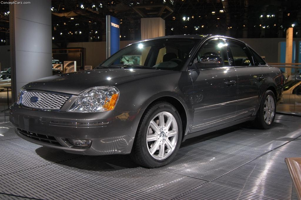 Ford Five Hundred Nyc Dv on 2005 Dodge Caravan