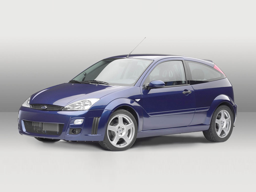 2002 Ford Focus Svt >> 2003 Ford Focus RS8 History, Pictures, Value, Auction Sales, Research and News
