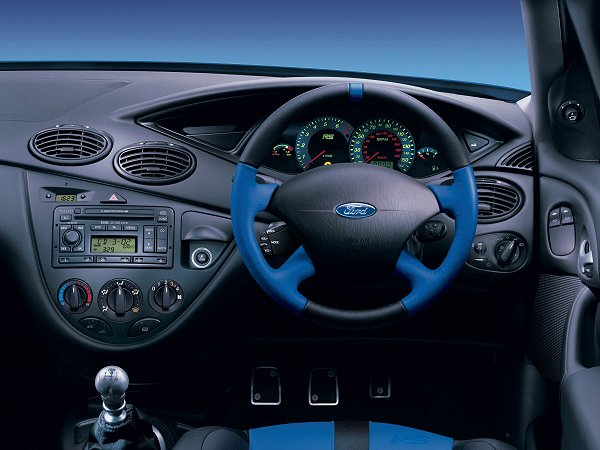 2002 Ford Focus Rs Image Photo 6 Of 11