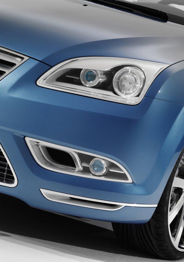 2004 Ford Focus Vignale Concept Image Photo 6 Of 11