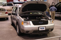 2005 Ford Freestyle image.