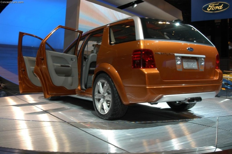 2003 Ford Freestyle Fx Concept Image Https Www
