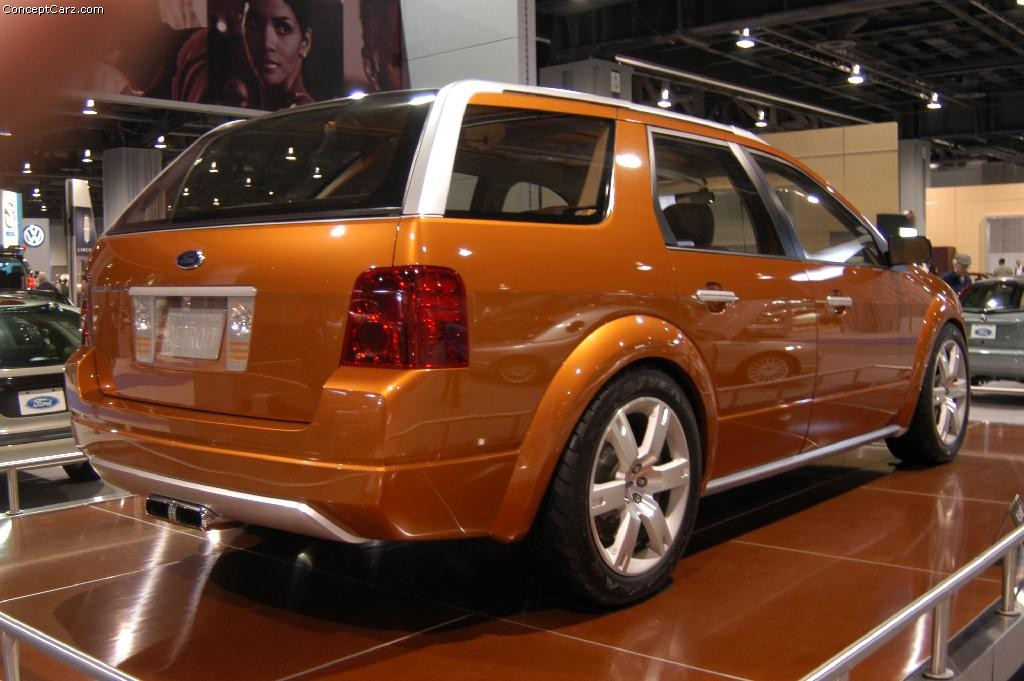 2003 Ford Freestyle FX Concept Image. Photo 32 of 59