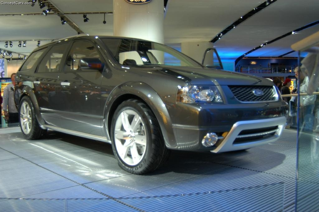 2003 Ford Freestyle FX Concept Image. Photo 43 of 59