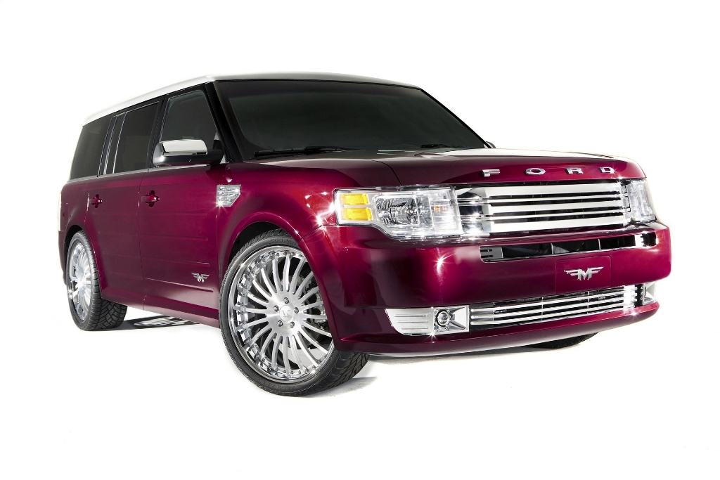 Car Dealerships Las Vegas >> 2008 Ford Flex by Funkmaster Flex News and Information, Research, and History - conceptcarz.com