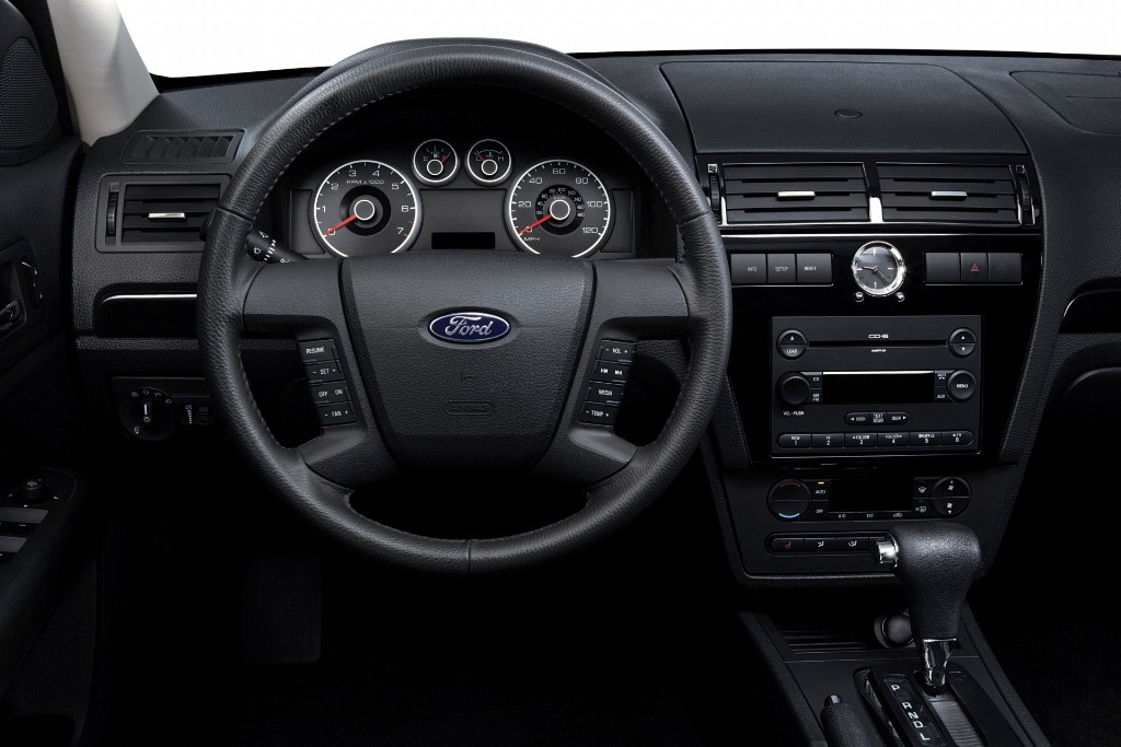Superior 2007 Ford Fusion