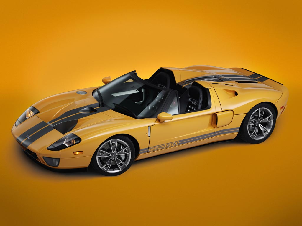 Ford Gtx Concept History Pictures Value Auction Sales Research And News