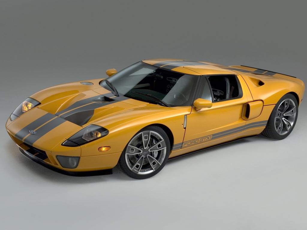 2005 Ford GTX1 Concept